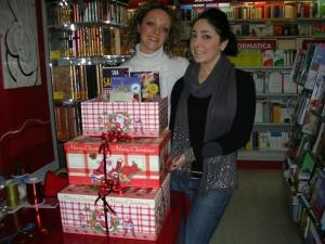 """Donati dall'Associazione Niki Aprile Gatti """"@N@G"""" libri motivazionali  al             Club Alcologico Territoriale """"Il Faro""""...gruppo di auto-aiuto per alcolisti)"""